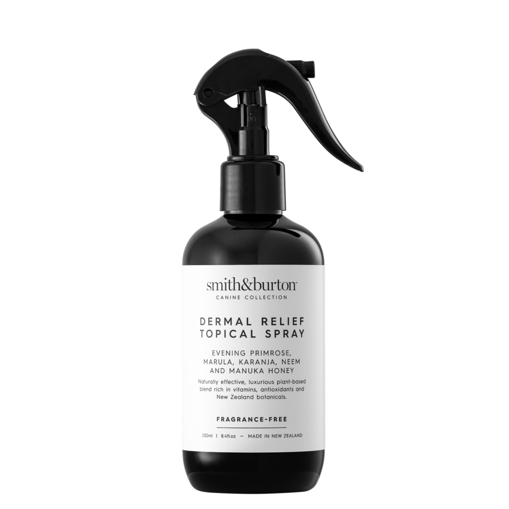 Dermal Relief Topical Spray from Mollies Pet Grooming Products Shop