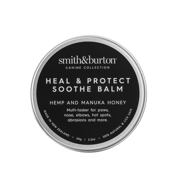 Heal and Protect Soothe Balm from Mollies Pet Grooming Products Shop